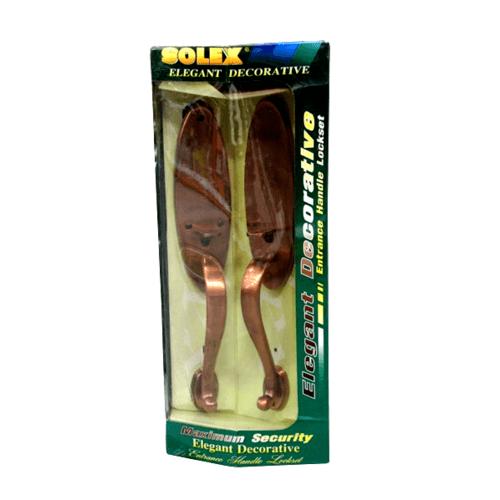 SOLEX มือจับใหญ่ 6950AC  สีทอง
