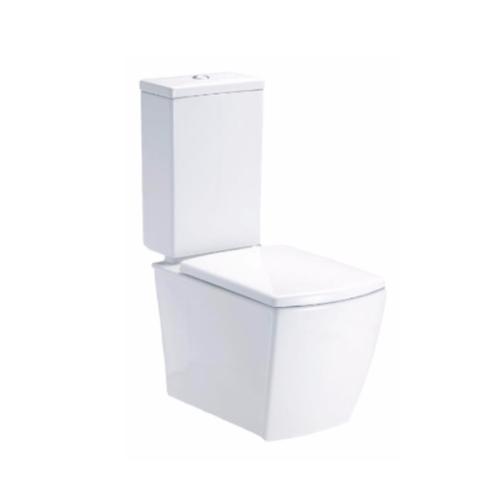 Cotto สุขภัณฑ์สองชิ้น 3X3 -R3 c16897 ขาว