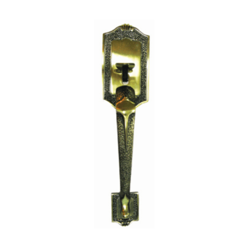 YALE มือจับประตู มือจับหลอก DM6610AB