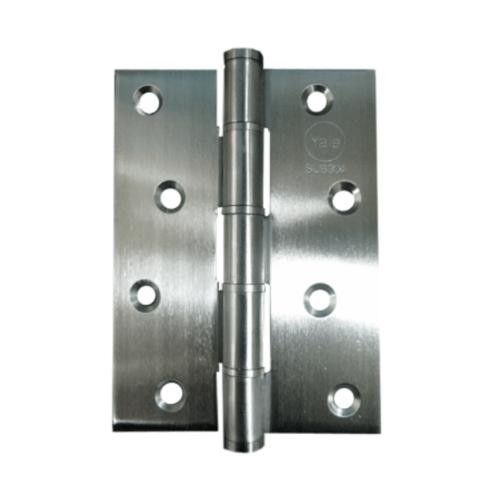 YALE บานพับประตู 4x3x2.0 มม. HISL4320BB สเตนเลส