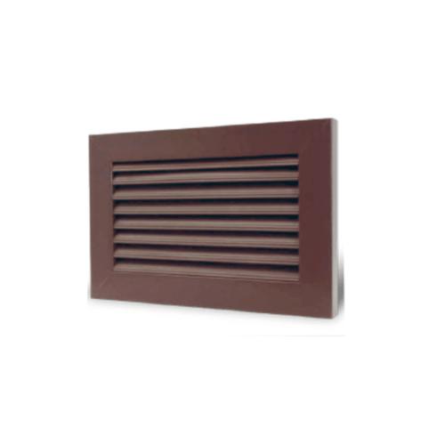 LAILA ช่องระบายอากาศ ขนาด 40x60(มุ้ง) IV-02 สีโอ๊ค