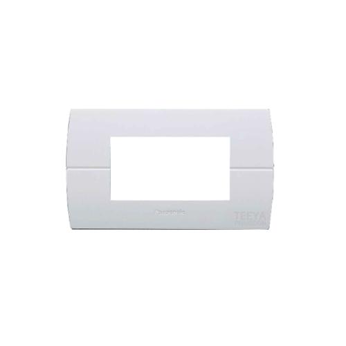 PANASONIC ฝาพลาสติก 3ช่อง WEAG6803W ขาว