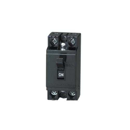 PANASONIC เซฟตี้เบรกเกอร์ HB 10A  2P1E 30AF สีดำ