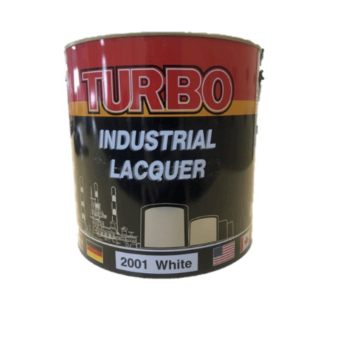 TURBO สีพ่นอุตสาหกรรม 1P4112010S1 Black
