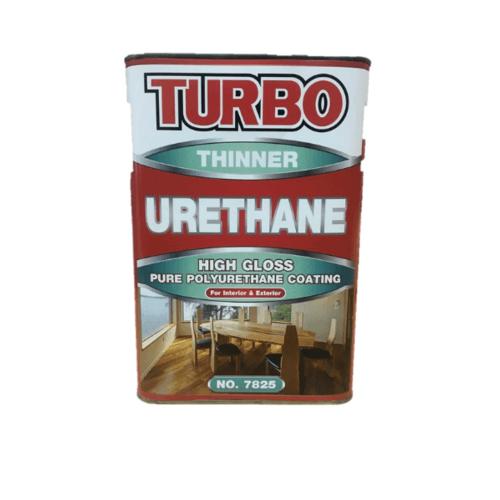 TURBO ทินเนอร์ ยูรีเทน 1/4กล. NO.7825
