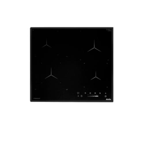 AXIA  เตาไฟฟ้าเซรามิก 4 หัว  C-TOUCH 60 4Z   สีดำ