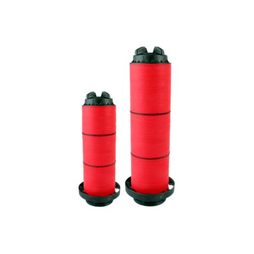 Super Products SFD ไส้กรองดิกส์สำหรับกรองน้ำ ขนาด  3 นิ้ว SFD ดำ-แดง