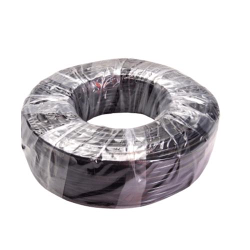 ท่อไมโครพีวีซี 3.4 / 6 มม.  x 100 ม. MT/PVC ดำ