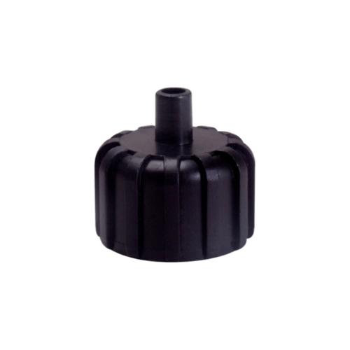 Super Products ฝาครอบเกลียวใน1/2นิ้วx7มม.(10ตัว/แพ็ค) M7 ดำ