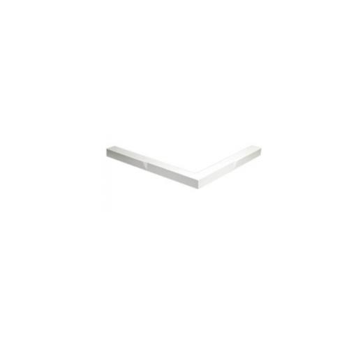KOHLER ธรณีประตู L-Shape เข้ามุม คอนเทม K-37071X-0 สีขาว