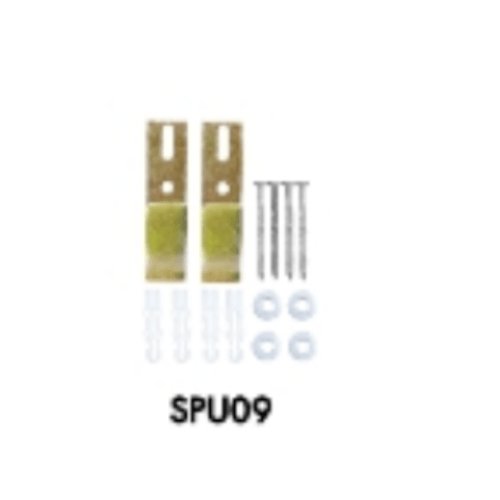 MOGEN  ชุดขาเหล็กยึดโถปัสสาวะชาย  SPU09  ใช้กับ MU01        สีทอง