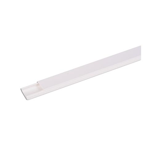 LEETECH รางทรังกิ้ง ขนาด 16 มม. x 32 มม. x 2 ม. MT-1632 สีขาว