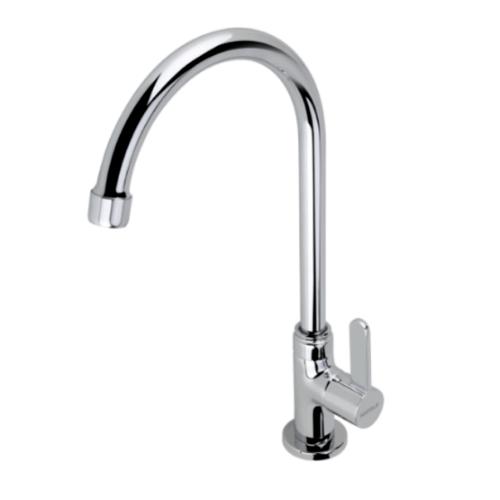 HAFELE ก๊อกซิงค์อ่างล้างจานน้ำเย็น ฝังบนจากเคาน์เตอร์  495.61.042