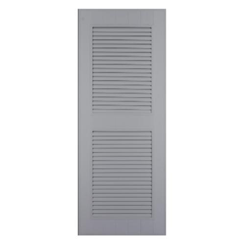 CHAMP ประตู ขนาด 80x200 ซม. M4 ม.อ.ก.(ไม่เจาะ) สีเทา