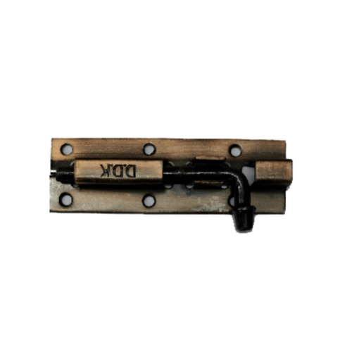 DD กลอนเหล็กหนารมดำ  1641AC รมดำ