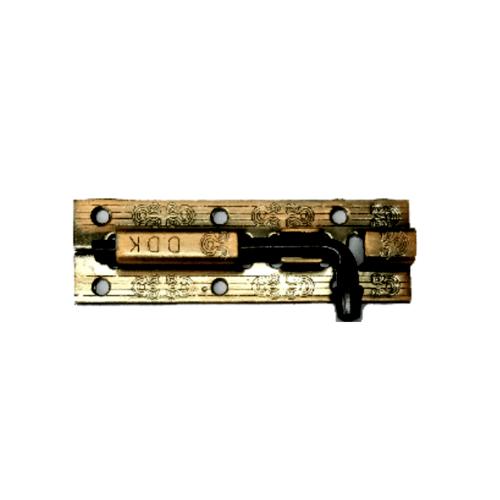 D.D.K กลอนหนารมดำ 1644AC ทองแดงรมดำ