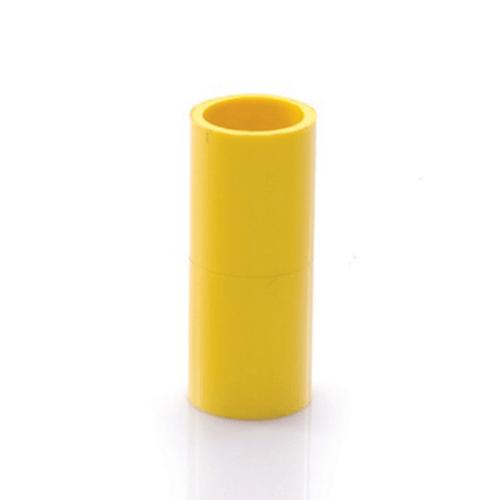 SCG ข้อต่อตรงเหลือง 1.1/4นิ้ว(35)