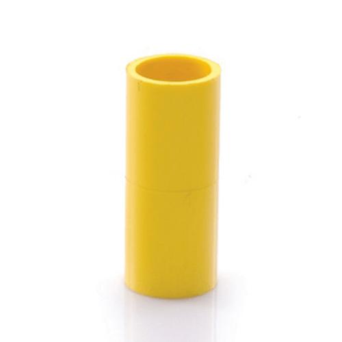 SCG ข้อต่อตรงเหลือง 2.1/2นิ้ว(65)