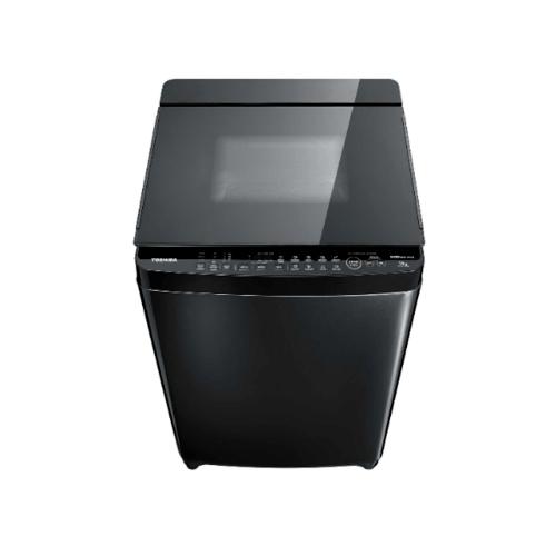 TOSHIBA เครื่องซักผ้าอัตโนมัติ 14 กก. AW-DG1500WT(KK) ดำ
