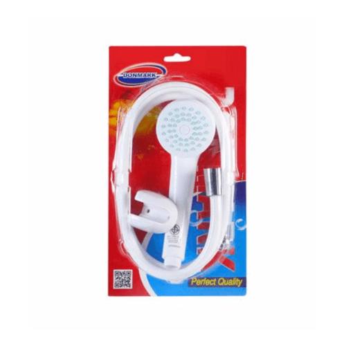 DONMARK ฝักบัวอาบน้ำพร้อมสาย CD-18(W)