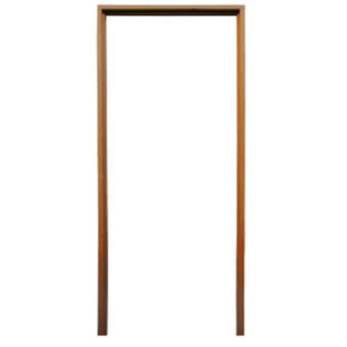 BEST วงกบประตูไม้เนื้อแข็ง  ขนาด160x220 ซม..