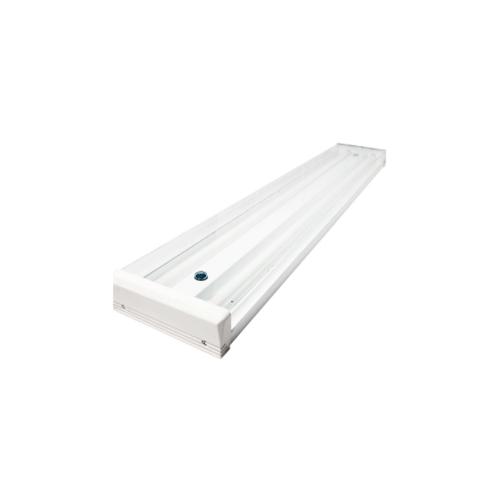GATA โคมตัวยู ขนาด 2x40w ขาบิดล็อคSuper สีขาว