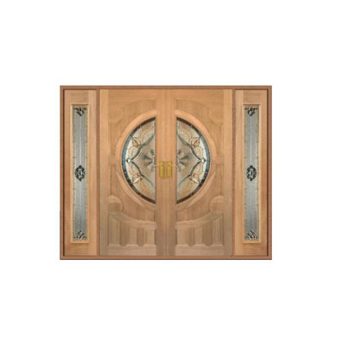 MAZTERDOOR ประตูกระจกสยาแดง ขนาด  240x200 cm. VANDA-02