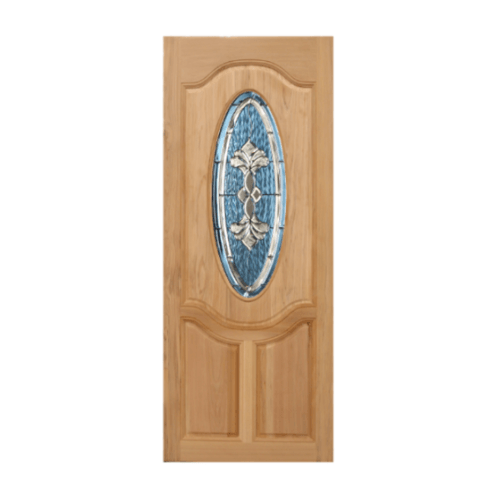 MAZTERDOOR ประตูกระจกนาตาเซีย  ขนาด 70x200cm.  ORCHID-09