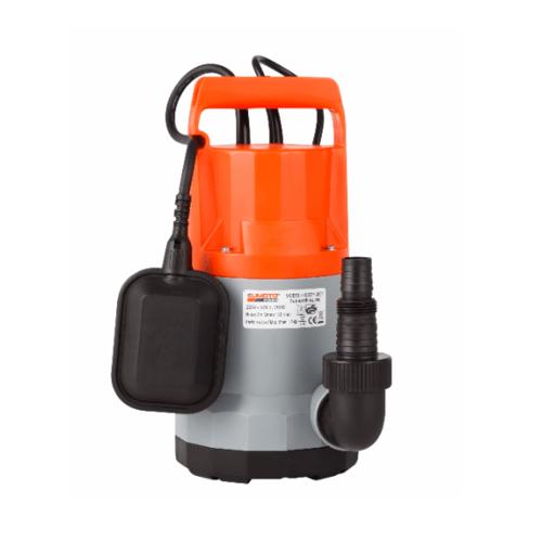 SUMOTO POMPA ปั๊มจุ่มน้ำสะอาด 250 วัตต์ พร้อมลูกลอย HOBBY 250F สีส้ม