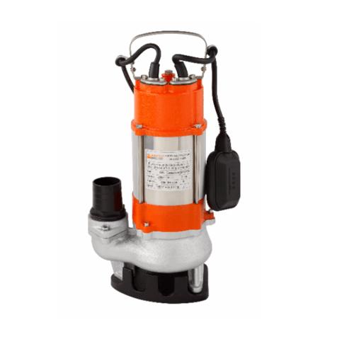 SUMOTO POMPA SUMOTO POMPA ปั๊มจุ่มน้ำเสีย 450วัตต์.พร้อมลูกลอย, VORTEX450F VORTEX450F สีส้ม