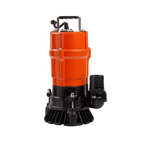 SUMOTO POMPA ปั๊มจุ่มน้ำเสีย 500W.  DIRT500 สีส้ม