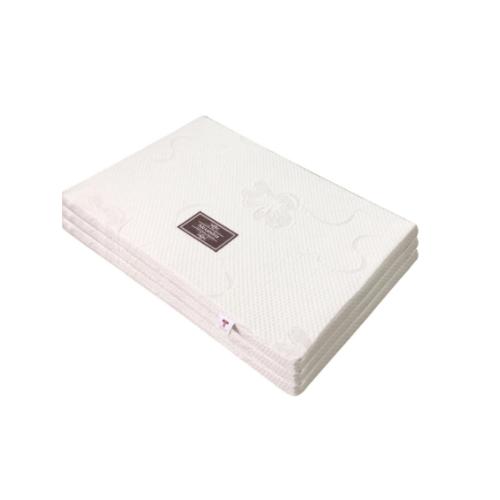 Alexandria ที่นอนปิคนิคฟองน้ำอัด   ขนาด 3 ฟุต หนารวม 4 นิ้ว ๋Jasmine ขาว