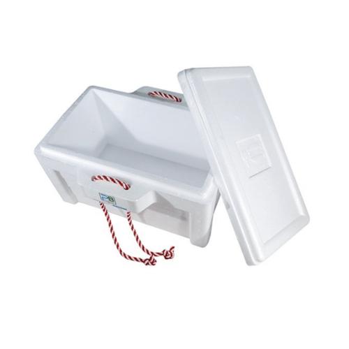 TEPPF กล่องโฟมปิคนิค PKPNC00500P1 ขนาด 5 กก. รุ่นกลาง ขาว