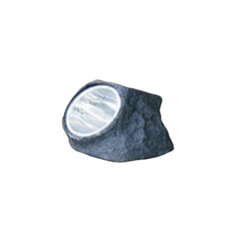 ELON โคมไฟถนนพลังงานแสงอาทิตย์เรซิ่นหินแสง XLTD-505