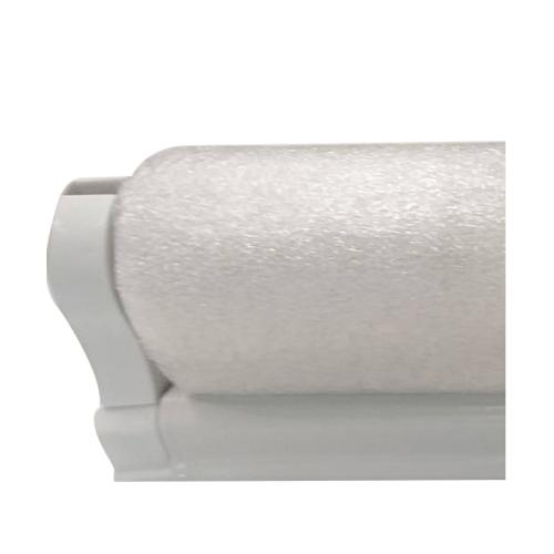 ELON ชุดเซ็ทหลอดแอลอีดี 9W 60cm.วอร์มไวท์ Glass A5 สีขาว