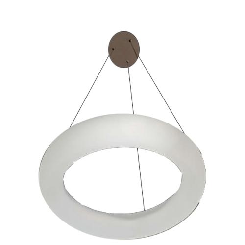 EILON โคมไฟแขวนโมเดิร์น 48 วัตต์  KDD7002 สีขาว