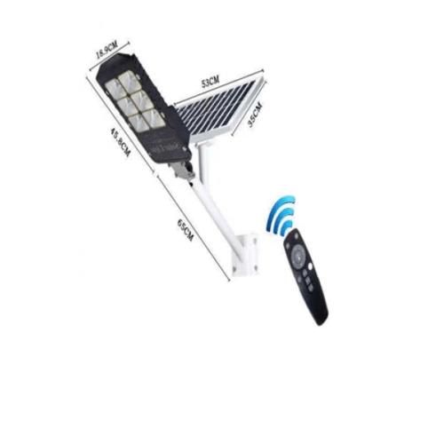 EILON โคมไฟถนนโซลาร์เซลล์  Z-150W สีขาว