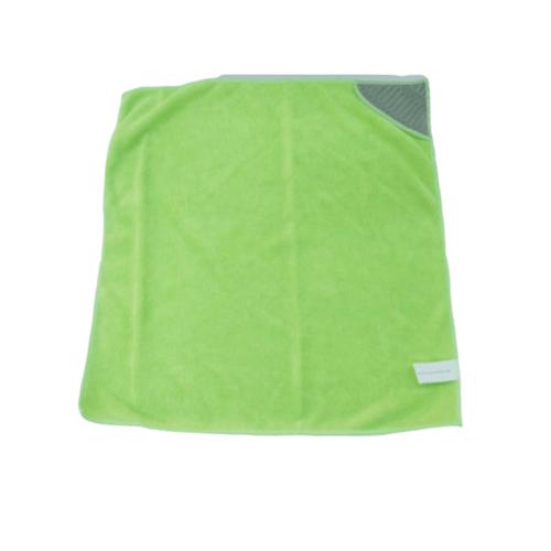 ICLEAN ผ้าทำความสะอาด ขนาด 40x40ซม. Terry C สีเขียว