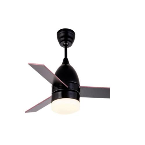 EILON โคมไฟพัดลมเพดานยุโรป Zw-0015/3P ขาว
