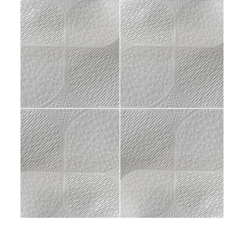 Lisse ฝ้ายิปซัม ทีบาร์  ขนาด 60x60  ขาวละออ (10แผ่น/กล่อง) สีขาว