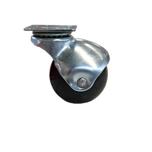 KAMPER ล้อบอลยางแป้น  2109-50 สีดำ