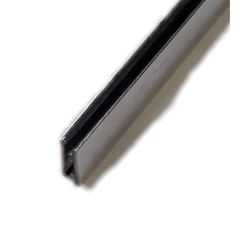 Wellingtan เส้นแบ่งแนวสเตนเลสสตีล 304 หนา 0.6 มม. SUP031 สีโครเมี่ยม
