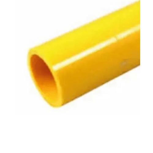 V.E.G. ท่อร้อยสายไฟ-เหลือง  1นิ้ว (25) HDLY34 สีเหลือง