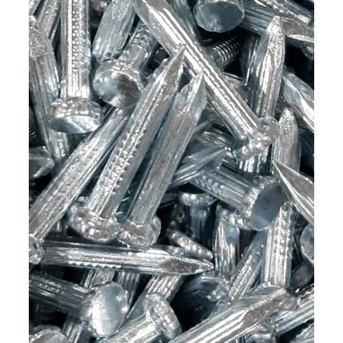 GLOBAL ตะปูคอนกรีตขาว 12x1.5นิ้ว (1กิโลกรัม/กล่อง) สีโครเมี่ยม