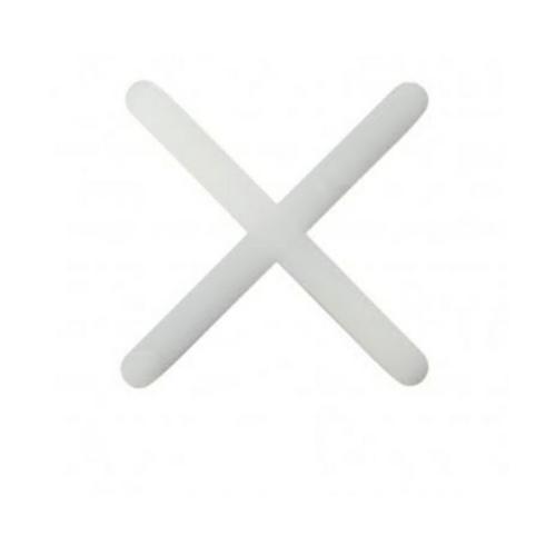 VINON TOOLS อุปกรณ์จัดแนวกระเบื้อง 1มม. (200 ชิ้น/แพ็ค) - สีขาว