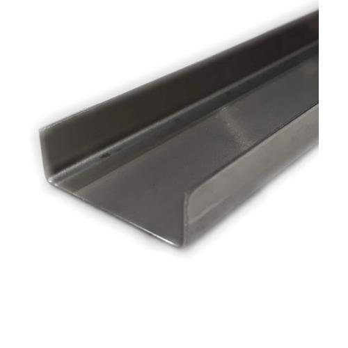 Wellingtan เส้นแบ่งแนวสเตนเลสสตีล 304 หนา 0.6มม.   SU301 สีโครเมี่ยม
