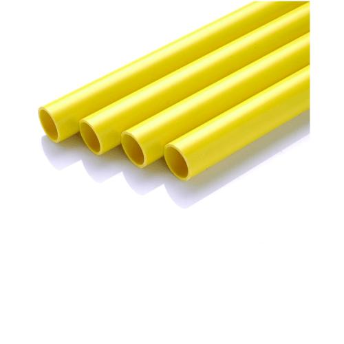 VEG ท่อร้อยสายไฟ2นิ้ว(55) HDLY60-4MY สีเหลือง