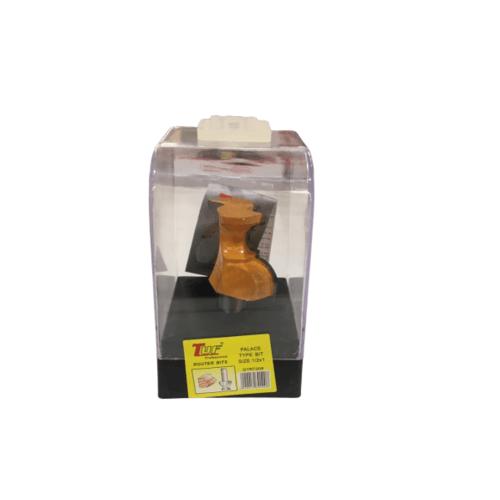TUF ดอกเลาท์เตอร์ 1/2x1 mm. รุ่น 01008