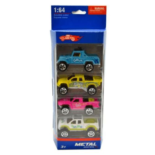Sanook&Toys รถอัลลอย 298921