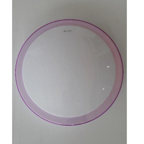 G-LAMP ชุดเซ็ทโคมเพดาน LED  24 วัตต์ HQ3510A-24W3+ 350MM สีม่วง